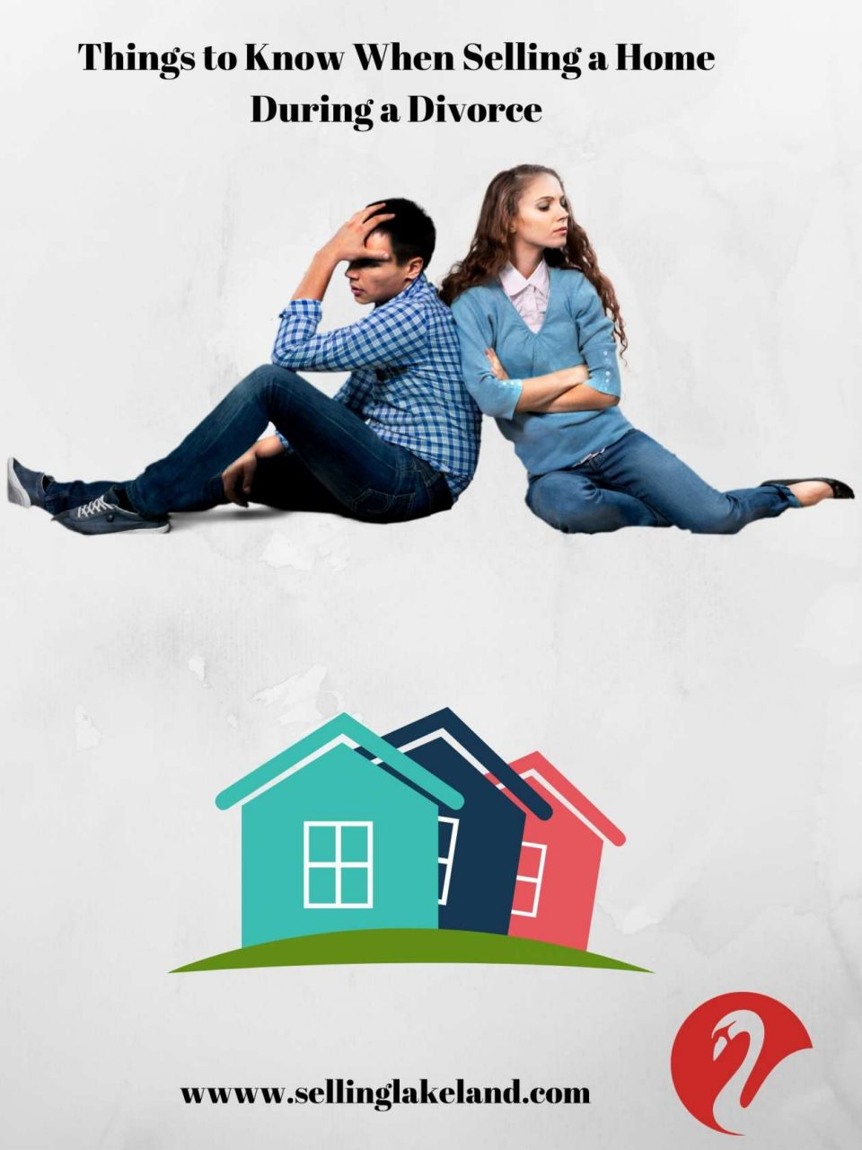 What to do when selling a home during divorce