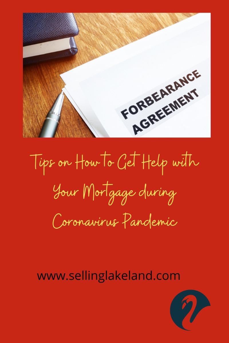 Forbearance Tips