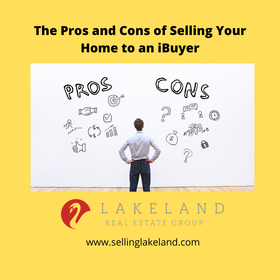 Pros and Cons of Selling your Home to an iBuyer