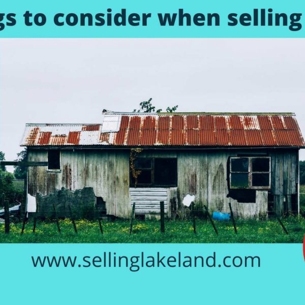 When to consider selling a homes as-is
